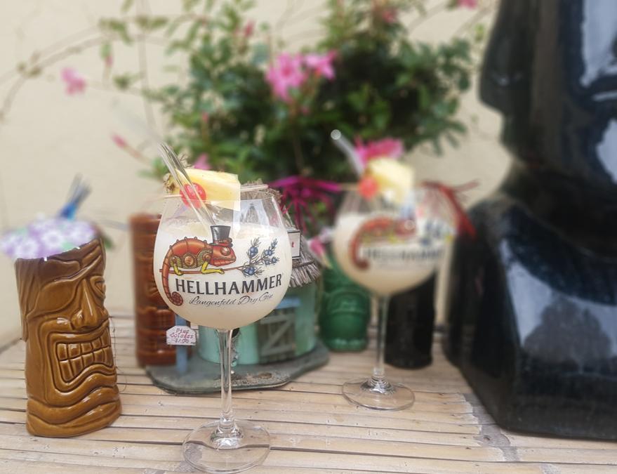 Rezept Tiki Cocktail Gina Colada