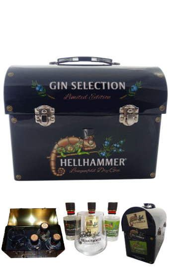 Gin Selection Limited Edition Lunch Box