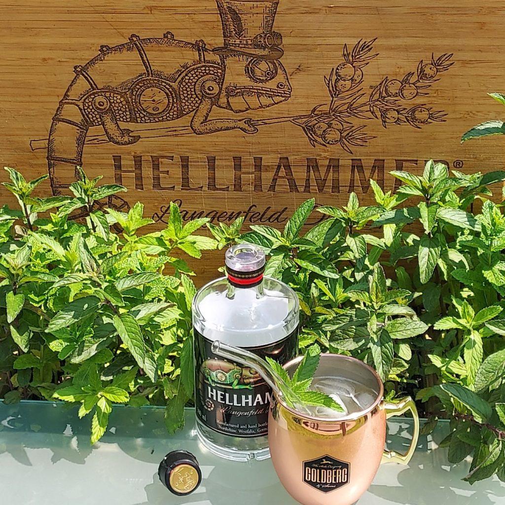 Gin Mule Rezept Gincocktail Langenfeld Dry Gin London Dry Gin